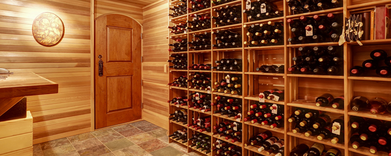 comment r aliser sa cave vin dans un garage blog grands vins priv s. Black Bedroom Furniture Sets. Home Design Ideas